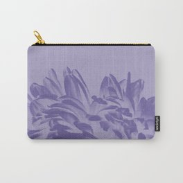 Dusty Purple Positive Negative Carry-All Pouch