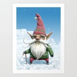 Christmas 2016 Art Print