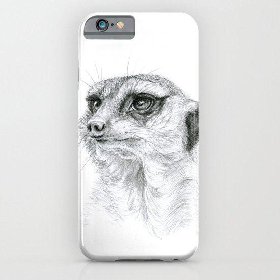 Meerkat G035 iPhone & iPod Case