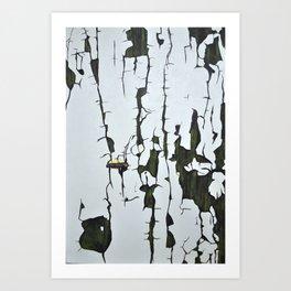 Decomposition 2 Art Print