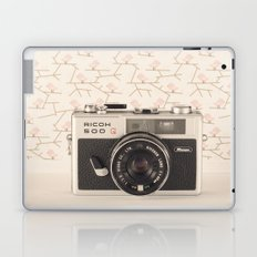 Film Camera (Retro and Vintage Still Life Photography)  Laptop & iPad Skin