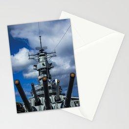 Battleship Missouri Stationery Cards