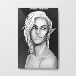 Zevran (2016) Metal Print