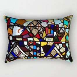Beauty in Brokenness Andreas 4 Rectangular Pillow