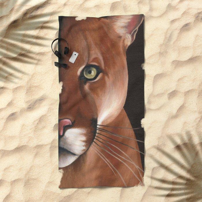 Puma Beach Towel