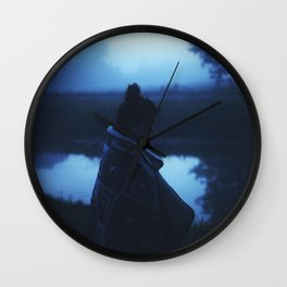 Before Dawn Wall Clock