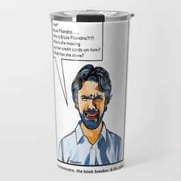 Bruce Filandra Travel Mug