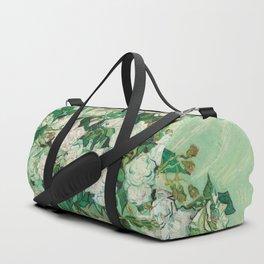 Roses, Vincent Van Gogh Duffle Bag