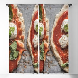 Pizza Blackout Curtain