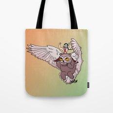 Owlbear Tote Bag