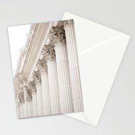 City Columns Stationery Cards