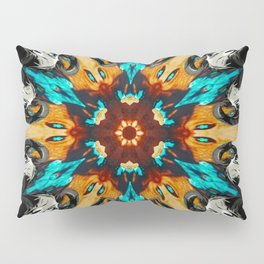 Explosion 2 Pillow Sham