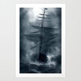 Gotheborg Art Print
