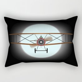 Flying by Night Rectangular Pillow
