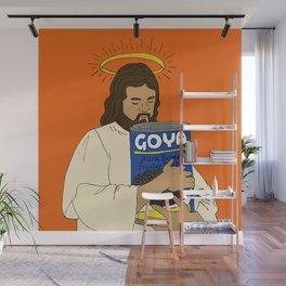 Jesus con Goya Wall Mural