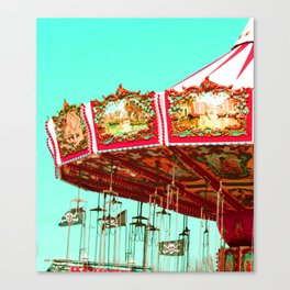 Midway Art   Canvas Print