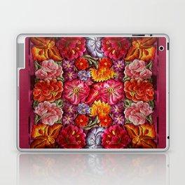 """Rose Huipil Embroidered"" Laptop & iPad Skin"