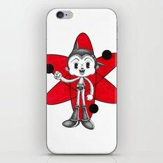 Pop Artoons Nr.4 iPhone & iPod Skin
