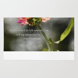 Lift yourself Up Rug
