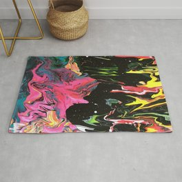 Night Mountain Rug