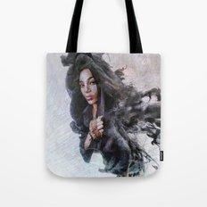 SMOKE Tote Bag
