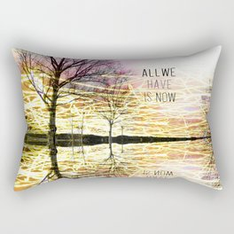 Unexplored Avenues by Debbie Porter Rectangular Pillow