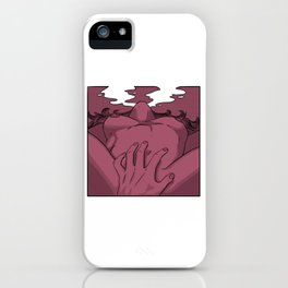Go down on me... iPhone Case