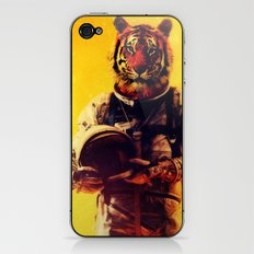 I'm from the future iPhone & iPod Skin