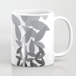 Spirit Lotus charcoal Coffee Mug