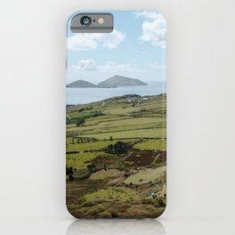 Hills of Ireland - County Kerry iPhone Case