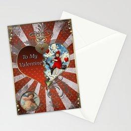 Valentine's Day Vintage Card 108 Stationery Cards