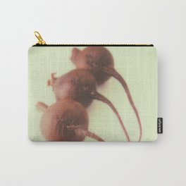 Purple Beets Carry-All Pouch