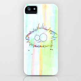 Cooooolyok by Kwaadhaas iPhone Case