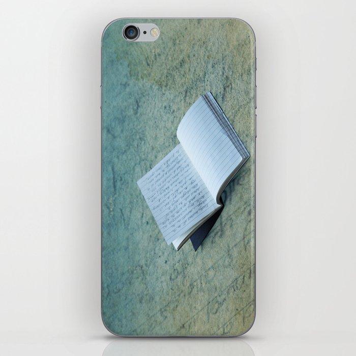 Memories Lost iPhone Skin