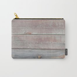 Wood texture timber tree felling Carry-All Pouch