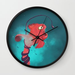 MARSHAL & OTTO Wall Clock