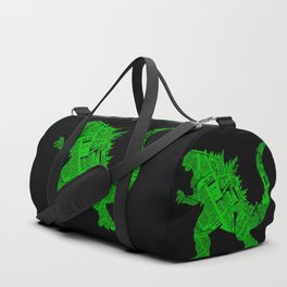 Japanese Monster - II Duffle Bag