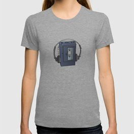 Walkman portable cassette recorder T-shirt