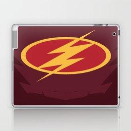 The Flash Logo Laptop & iPad Skin