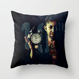 Gainsbourg Throw Pillow