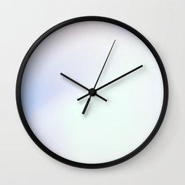 Soft Peach (49) Wall Clock
