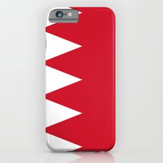 The flag of the Kingdom of Bahrain - Authentic version Slim Case iPhone 6s