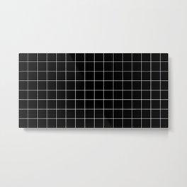 Parallel_001 Metal Print