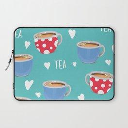 Love Tea Laptop Sleeve