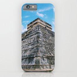 Chichén Itzá iPhone Case