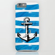 Anchor away iPhone 6s Slim Case