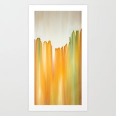 Reveal - 6 Art Print