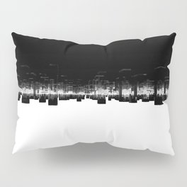 abstract city Pillow Sham