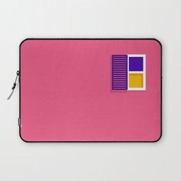 Unshuttered Window Laptop Sleeve