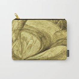 Flying threads of gold Carry-All Pouch